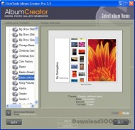 Album Creator Basic screenshot